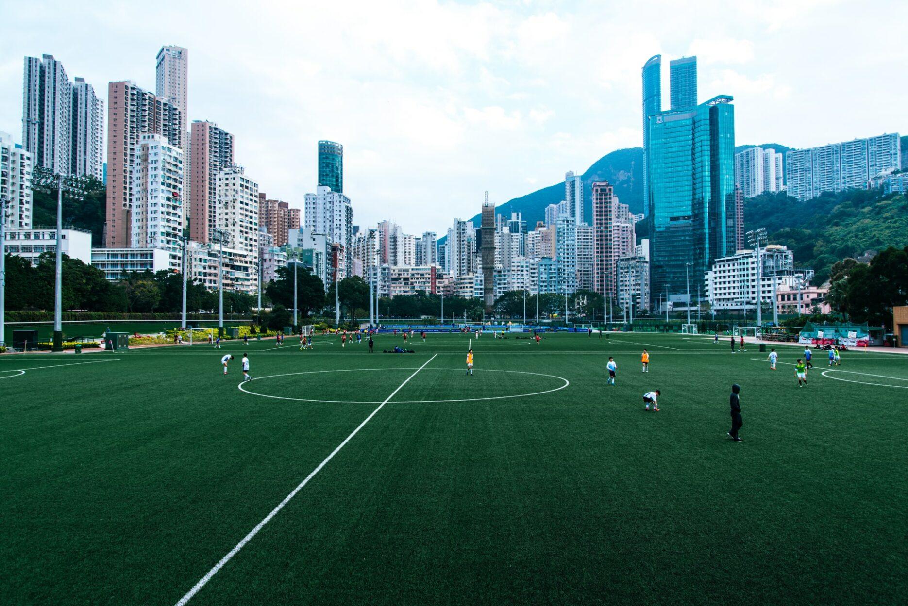 Fußball auf dem chinesischen Markt