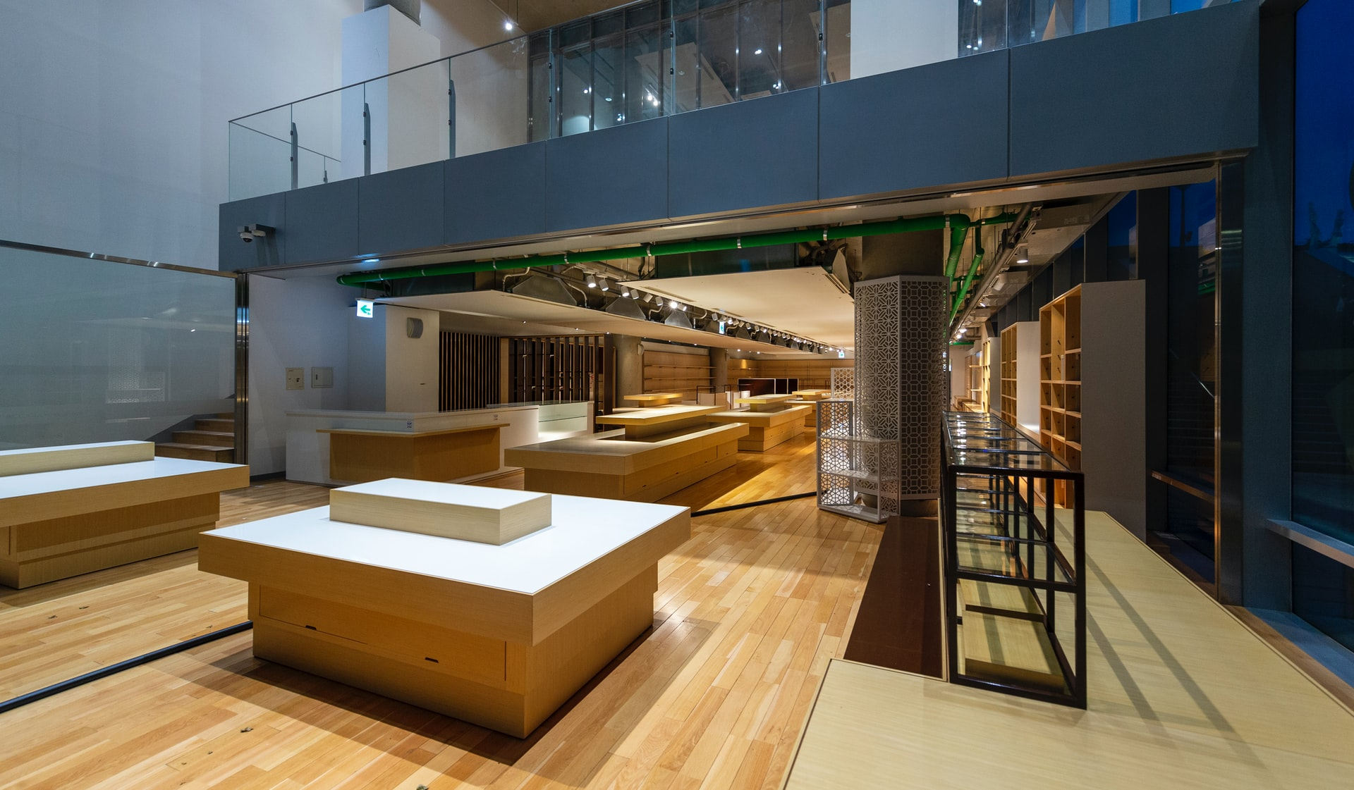 Möbelhaus in Asien